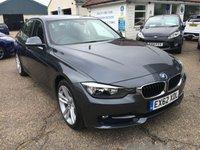 2012 BMW 3 SERIES 2.0 320D SPORT 4d 184 BHP £10000.00