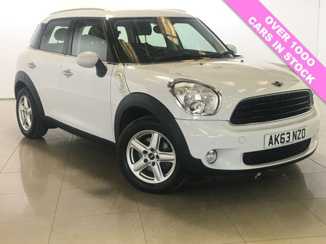View our 2013 63 MINI COUNTRYMAN 1.6 ONE 5d 98 BHP
