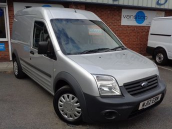 2012 FORD TRANSIT CONNECT 1.8 T230 HR VDPF 1d 89 BHP £5000.00