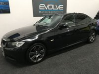 USED 2010 10 BMW 3 SERIES 2.0 320D M SPORT 4d 181 BHP