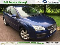 USED 2007 07 FORD FOCUS 1.8 SPORT 5d 124 BHP Full Service History!
