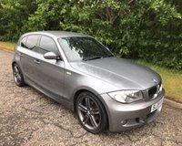 2009 BMW 1 SERIES 1.6 116I M SPORT 5d 121 BHP £4999.00