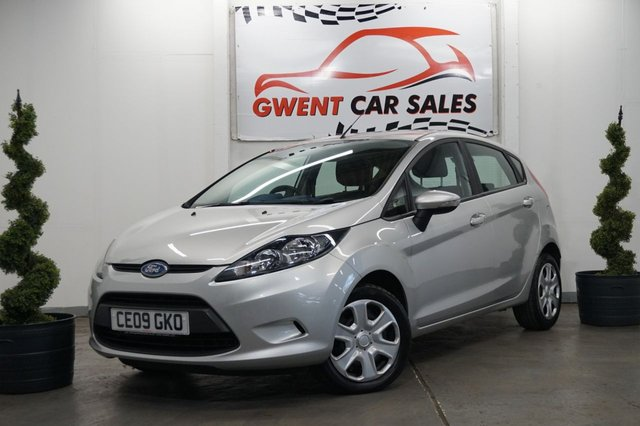 USED 2009 09 FORD FIESTA 1.2 STYLE 5d 59 BHP GOOD SERVICE HISTORY, LONG MOT