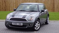 USED 2010 60 MINI HATCH ONE 1.6 One Graphite