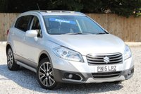 USED 2015 N SUZUKI SX4 S-CROSS 1.6 SZ5 DDIS ALLGRIP 5d 118 BHP ***FULL LEATHER*** ***SATELLITE NAVIGATION*** ***PANORAMIC ROOF***