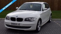 USED 2009 09 BMW 1 SERIES 2.0 116i Sport