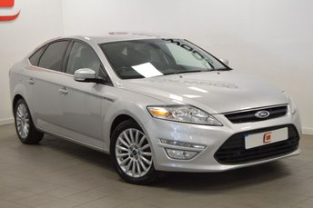 2014 FORD MONDEO 2.0 ZETEC BUSINESS EDITION [NAV] TDCI 5d 138 BHP £7295.00