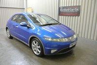 2007 HONDA CIVIC 2.2 EX I-CTDI 5d 139 BHP £2995.00
