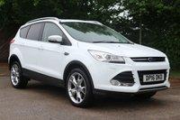 2016 FORD KUGA 2.0 TITANIUM X TDCI 5d AUTO 177 BHP £16450.00