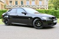USED 2007 57 BMW 3 SERIES 2.0 318D M SPORT 4d 121 BHP