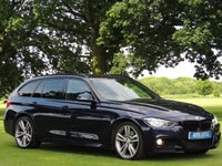 2014 BMW 3 SERIES 3.0 335D XDRIVE M SPORT TOURING 5d AUTO 309 BHP £19990.00