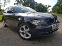 USED 2010 10 BMW 1 SERIES 2.0 116I SPORT 5d SPORT SEATS & ALLOYS