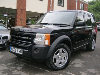 2005 LAND ROVER DISCOVERY 2.7 3 TDV6 S 5d AUTO 188 BHP