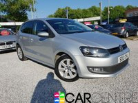 USED 2013 13 VOLKSWAGEN POLO 1.2 MATCH EDITION TDI 5d 74 BHP 1 PREVIOUS OWNER +FULL SERVICE