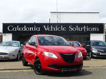 View our CHRYSLER YPSILON