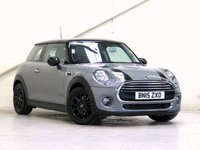 2015 MINI HATCH 1.5 COOPER 3d AUTO 134 BHP [MEDIA-XL PACK] [CHILI PACK] £10989.00