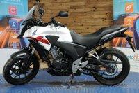 2013 HONDA CB500 WHITE HONDA CB 500 XA-D - ABS £2990.00