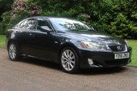 USED 2007 56 LEXUS IS 2.5 250 SE-L 4d AUTO 204 BHP