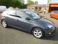 USED 2014 FORD FOCUS 1.6 ZETEC TDCI 5d 113 BHP