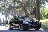 2016 BMW 2 SERIES 2.0 228I M SPORT 2d 241 BHP £17950.00