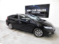 USED 2013 13 HONDA INSIGHT 1.3 IMA HS-T 5d AUTO 100 BHP