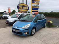 2008 CITROEN C4 PICASSO VTR+ 1.6 HDI IN VISION BLUE *7 SERVICE STAMPS**ONLY 56K* £3995.00