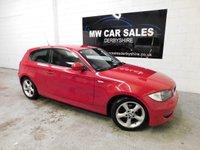2010 BMW 1 SERIES 2.0 116D SPORT 3d 114 BHP £5995.00