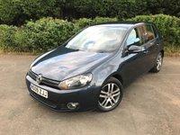 2009 VOLKSWAGEN GOLF 2.0 SE TDI 5d 138 BHP £4590.00