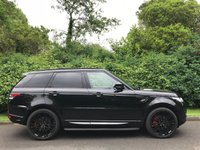 USED 2014 14 LAND ROVER RANGE ROVER SPORT 3.0 SDV6 HSE 5d AUTO 288 BHP