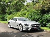 USED 2013 13 MERCEDES-BENZ SL 4.7 SL500 2d AUTO 435 BHP