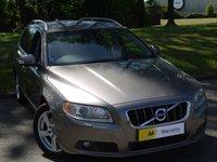 2011 VOLVO V70 2.0 D3 SE LUX 5d 161 BHP £7995.00