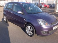 USED 2008 57 FORD FIESTA 1.2 ZETEC CLIMATE 16V 5d 78 BHP Ideal first car, superb example. Great value.