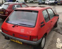USED 1994 M PEUGEOT 205 JUNIOR