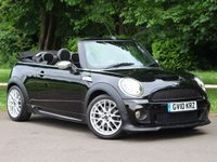 USED 2010 10 MINI CONVERTIBLE 1.6 COOPER S 2d 184 BHP £205 PCM With £1069 DEposit