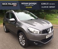 USED 2013 13 NISSAN QASHQAI 1.5 TEKNA DCI 5d 110 BHP MASSIVE SPECIFICATION