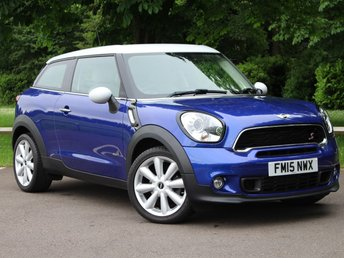 2015 MINI PACEMAN 2.0 COOPER SD ALL4 3d AUTO 143 BHP £13795.00