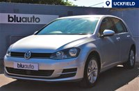2013 VOLKSWAGEN GOLF 1.4 SE TSI BLUEMOTION TECHNOLOGY DSG 5d AUTO 120 BHP £10975.00