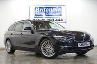 2015 BMW 3 SERIES 3.0 330D DIESEL XDRIVE LUXURY TOURING AUTO 255 BHP £19990.00