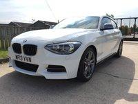 2013 BMW 1 SERIES 3.0 M135I 3d AUTO 316 BHP £15990.00