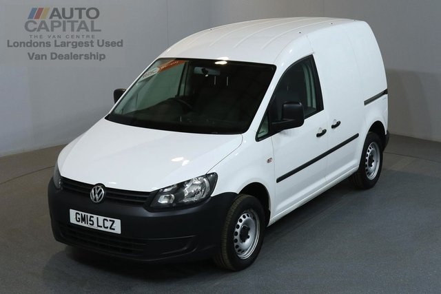 2015 15 VOLKSWAGEN CADDY 1.6 C20 TDI STARTLINE 101 BHP SWB AIR CON ONE OWNER FROM NEW, AIR CONDITION