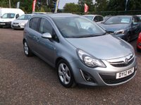 USED 2012 12 VAUXHALL CORSA 1.2 SXI AC 5d 83 BHP ***Excellent economy - reliable 1st car  - Low tax / insurance - Long MOT - Drives superbly***