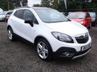 USED 2015 15 VAUXHALL MOKKA 1.4 LIMITED EDITION S/S 5d 138 BHP ****Great Value economical reliable family car with excellent service history, Great spec, Drives superbly****