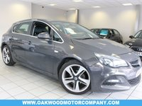 USED 2014 64 VAUXHALL ASTRA 1.6 115 BHP LIMITED EDITION 5d