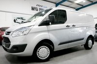 USED 2014 14 FORD TRANSIT CUSTOM 2.2 270 TREND LR P/V 1d 99 BHP PANEL VAN