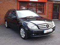 2011 MERCEDES-BENZ C CLASS C200 CDI BLUEEFFICIENCY EXECUTIVE SE 2.1 5d AUTO  £5500.00
