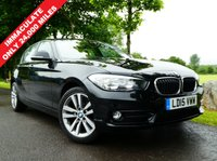 USED 2015 15 BMW 1 SERIES 1.6 118I SPORT 5d 134 BHP A stunning low mileage example