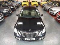 2011 MERCEDES-BENZ E CLASS E250 CDI BLUEEFFICIENCY AVANTGARDE 2.1 4d AUTO  £9700.00