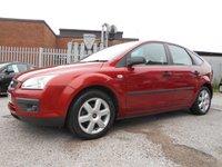 2006 FORD FOCUS 1.6 SPORT 5d 100 BHP £2395.00