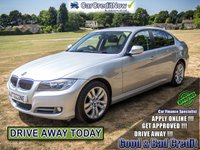 USED 2011 61 BMW 3 SERIES 2.0 318D EXCLUSIVE EDITION 4d 141 BHP