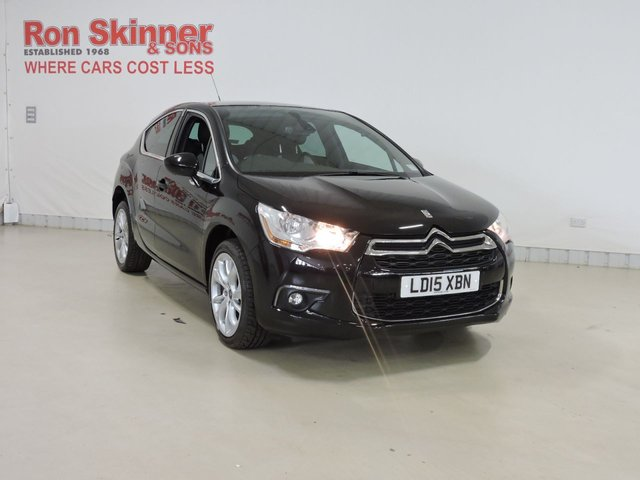 View our 2015 15 CITROEN DS4 1.6 E-HDI DSTYLE NAV 5d 115 BHP